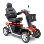Scooters - Pride Mobility Products - Pursuit® XL